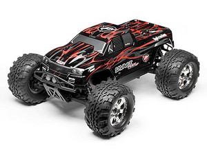 Автомобиль HPI Savage Flux HP GT-2 4WD 1:8 2.4GHz EP (RTR Version) 104240 (104242)