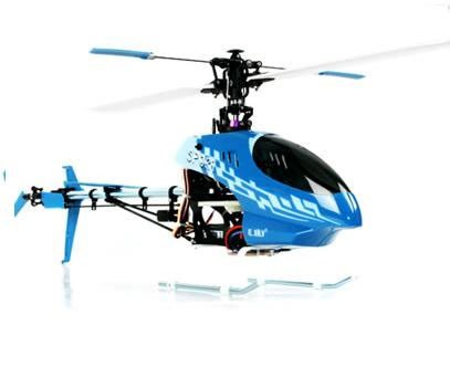 Вертолет Esky HONEY BEE KING 3 2,4GHz RTF MODE2 в кейсе ESKY002730 Blue Синий