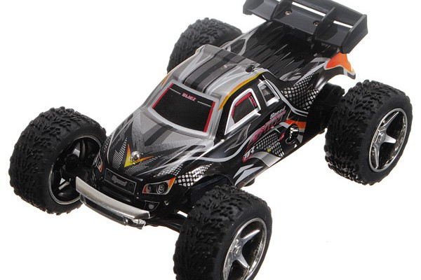 Автомобиль WLtoys Speed Racing 2.4 GHz 1:32 WLT-L929 Черный
