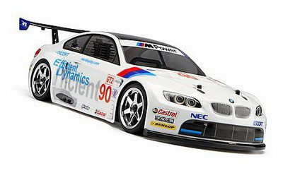 Автомобиль HPI Sprint 2 Flux BMW M3 4WD 1:10 EP 2.4GHz (RTR Version) 106168