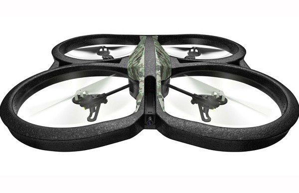 Квадрокоптер Parrot AR.Drone 2.0 Elite Edition Jungle Хаки PF721822BI
