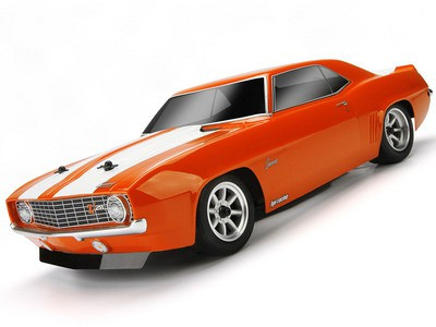 Автомобиль HPI Sprint 2 Sport 1969 Chevrolet Camaro 4WD 1:10 EP 2.4GHz (RTR Version) 106139