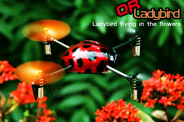"Квадрокоптер Walkera QR Ladybird DIY Mini UFO Body only Ladybird-DIY ""Божья Коровка"""