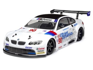 Автомобиль HPI Sprint 2 Sport BMW M3 GT2 4WD 1:10 EP 2.4GHz (RTR Version) 106144