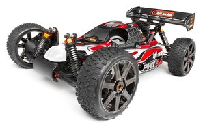 Автомобиль HPI Trophy 3.5 Nitro Buggy 4WD 1:8 2.4GHz (RTR Version) 101704