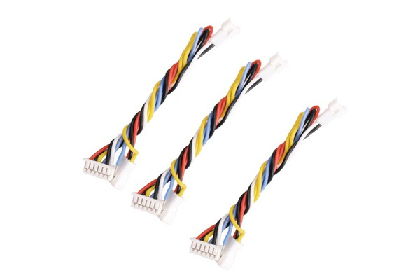 RunCam 6-pin Cables for Swift Micro 3pcs [RC-6P-CABLE]