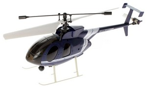 Вертолет Nine Eagles Bravo SX 2.4 GHz (Dark Blue RTF Version) (NE R/C 320A) NE30232024206001A Тёмно-синий