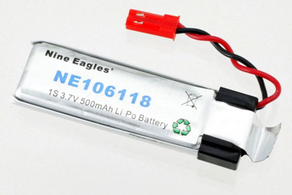 Аккумулятор Nine Eagles Li-Polimer battery 3.7V 500 mAh 1s (NE411930001A)