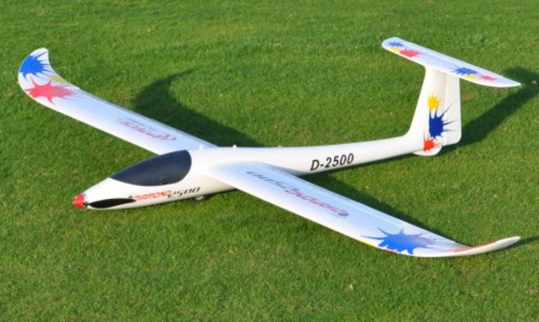 Планер Art-Tech Diamond 2500 Glider 2.4GHz (RTF Version) AT22091
