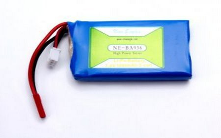Аккумулятор Nine Eagles Li-Polimer battery 7.4V 1000 mAh 2s (NE411936001A)