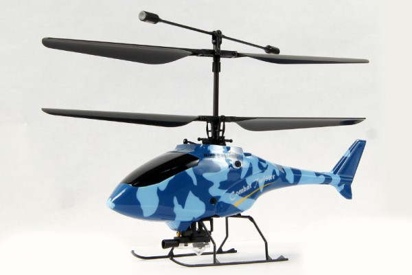 Вертолет Nine Eagles Combat Twister 2.4 GHz (Blue camouflage RTF Version) (NE R/C 210A) NE30221024206009A Синий камуфляж
