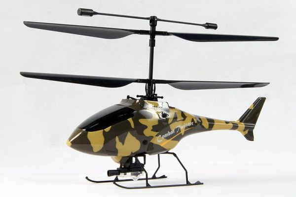 Вертолет Nine Eagles Combat Twister 2.4 GHz (Camouflage RTF Version) (NE R/C 210A) NE30221024202009A Камуфляж