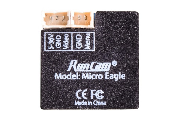 "RunCam Micro Eagle (Orange) 800TVL 16:9/4:3 170°/140° Global WDR 1/1.8"" CMOS FPV Camera"