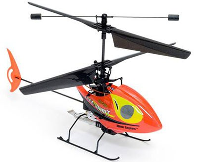 Вертолёт Nine Eagles Free Spirit Micro 2.4GHz 4CH (NE R/C 210A) NE30221024212 RED Красный