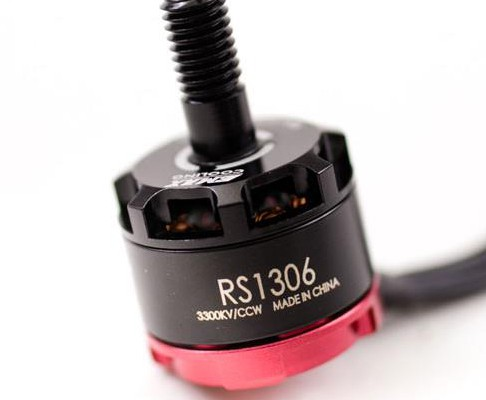 Двигатель EMAX RS1306 3300KV Racing Edition CCW (EMX-AC-1730)