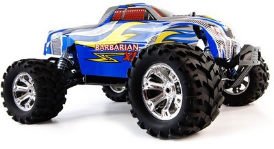 Автомобиль ACME Racing Barbarian NXL 4WD 1:8 2.4GHz Nitro (RTR Version) A3019T