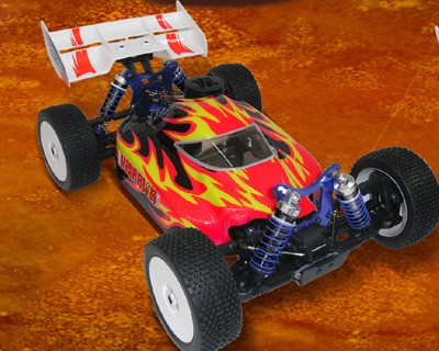 Автомобиль ACME Racing Warrior 4WD 1:8 2.4GHz Nitro (RTR Version) A3015T-1