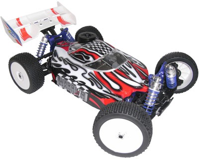 Автомобиль ACME Racing Warrior 4WD 1:8 2.4GHz Nitro (RTR Version) A3015T-2