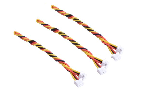 RunCam 3-pin Cables for Swift2 3pcs [RC-SW2-3PCABLE]