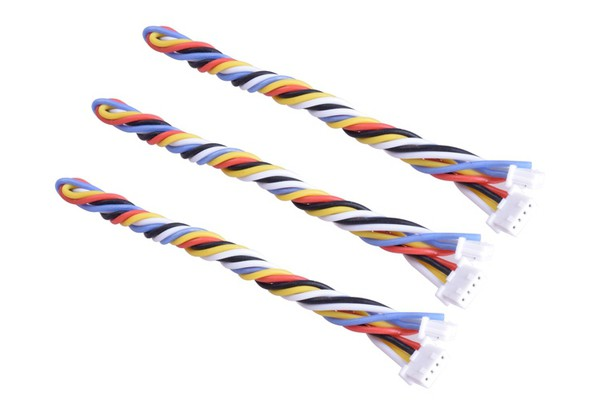 RunCam 5-pin Cables for Swift2 3pcs [RC-SW2-5PCABLE]