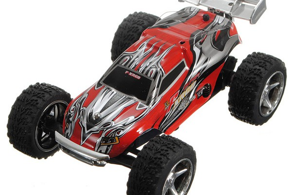 Автомобиль WLtoys Speed Racing 27 MHz 1:32 WLT-2019 Красный