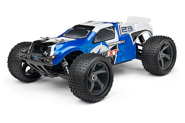 Автомобиль Maverick iON XT 4WD 1:18 EP (Blue RTR Version) Синий