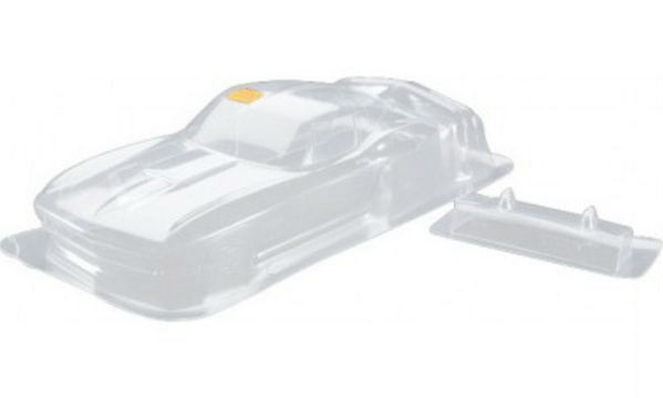 Корпус HPI Racing 1967 CHEVROLET CORVETTE 1:10 некрашеный (HPI17526)