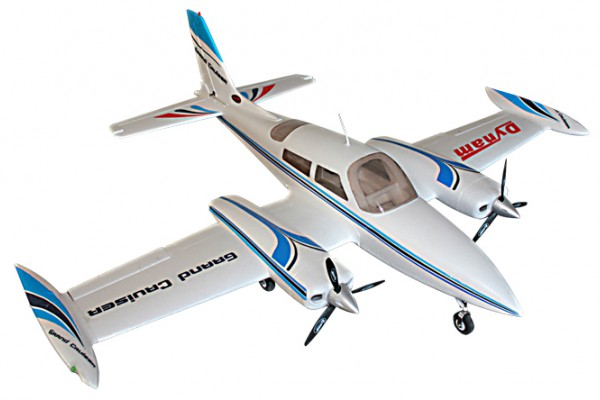 Самолет Dynam Cessna 310 Grand Cruiser Brushless 2.4GHz RTF