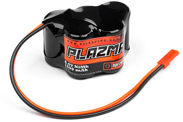 Аккумулятор HPI Racing Plazma 6.0V 1600mAh 5S NI-MH Stick Pack (HPI101936)