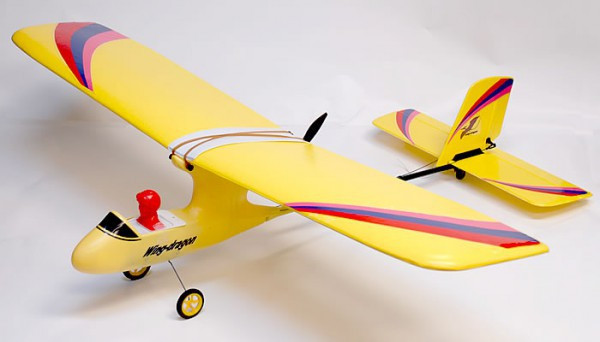 Самолет Art-Tech Wing dragon Slow Flyer 2.4GHz (RTF Version) 22012 Желтый