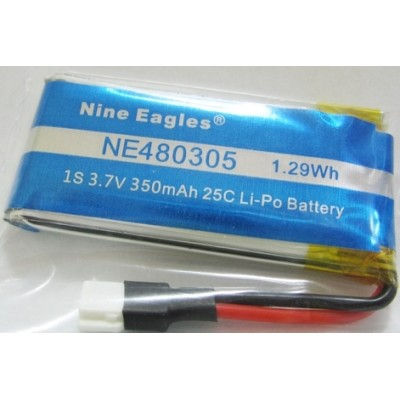 Аккумулятор Nine Eagles Li-Po 3.7V 350 mAh 1s 25C NE480305