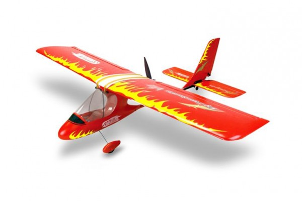 Самолет Art-Tech Wing dragon Sporter VII 2.4GHz (RTF Version) 22023 Красный