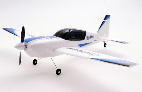 Самолет Nine Eagles Extra 300 771B 3D 2.4GHz (White RTF Version) NE30177124206 (NE R/C 771B) Бело-голубой