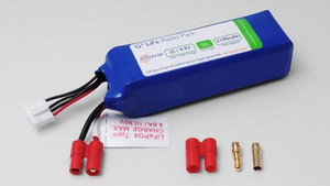 Аккумулятор Hyperion Transmitter battery G3 LiFePO4 9.9V 2100 mAh 3S 5C (HP-FG305-2100-3S)