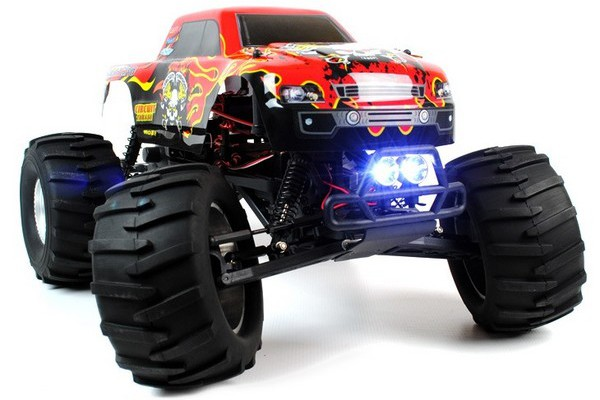 Автомобиль ACME Racing Circuit Thrash 2WD 1:10 2.4GHz RTR A2032T-V1 коллекторный