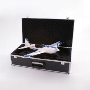 Самолет Nine Eagles Extra 300 771B 3D 2.4GHz в кейсе (White RTF Version) NE30177124207 Бело-голубой