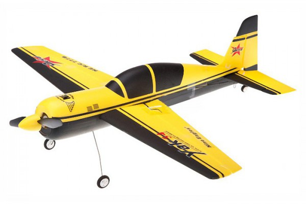 Самолет Nine Eagles Yak-54 2.4 GHz (Yellow RTF Version) NE30277724202001A (NE R/C 777B) Желтый