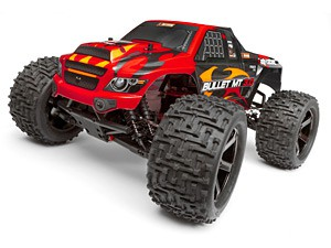 Автомобиль HPI Bullet MT 3.0 Nitro 4WD 1:10 2.4GHz (RTR Version) 101701