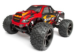 Автомобиль HPI Bullet MT Flux 4WD 1:10 EP 2.4GHz (RTR Version) 101703