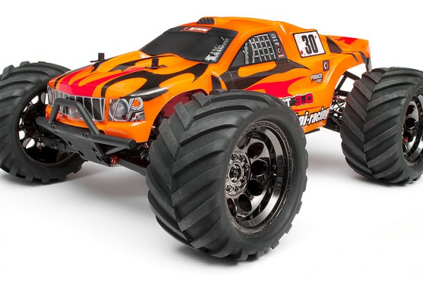 Автомобиль HPI Bullet ST 3.0 Nitro 4WD 1:10 2.4GHz (RTR Version) 101700