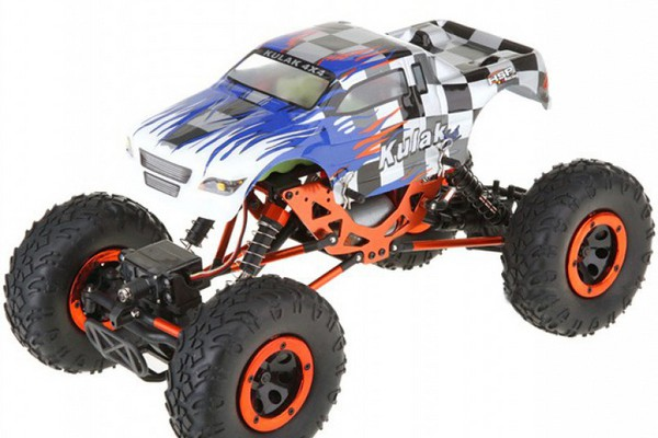 Автомобиль HSP Kulak Crawler 4WD 1:18 EP (RTR Version) Синий 94680T2