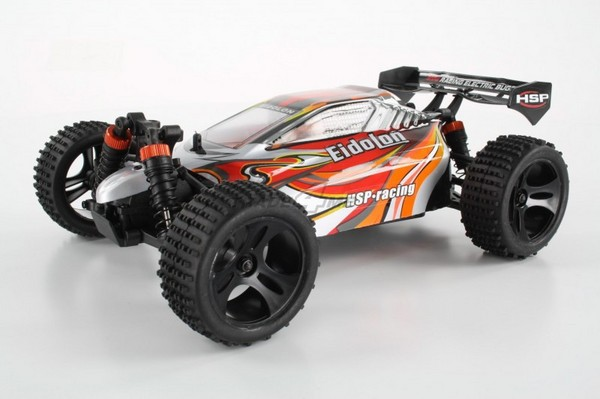 Автомобиль HSP Eidolon Buggy 4WD 1:18 EP (RTR Version) Красный (94805)