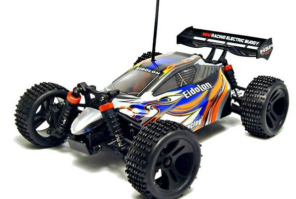 Автомобиль HSP Eidolon Buggy 4WD 1:18 EP (RTR Version) Синий (94805)