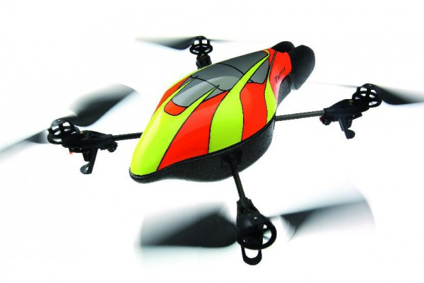 Квадрокоптер Parrot AR.Drone (Yellow) Жёлтый