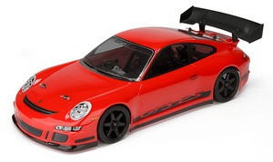Автомобиль HPI Nitro RS4 3 Evo+ Porsсhe 911 GT3 4WD 1:10 2.4GHz (Red RTR Version) 105942