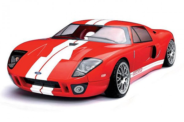 Автомобиль Thunder Tiger TOMAHAWK MX FORD GT 1:10 Нитро (6196-F271)